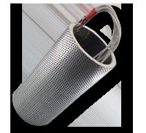 Кольцевой нагреватель с внешним обогревом керамический