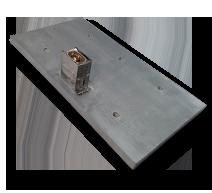 Алюминиевые плоские нагреватели ЭНПа