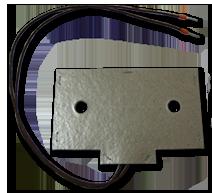 Миканитовые плоские нагреватели ЭНПлМк
