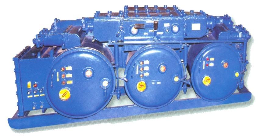 Комплектное устройство управления рудничное СУВ