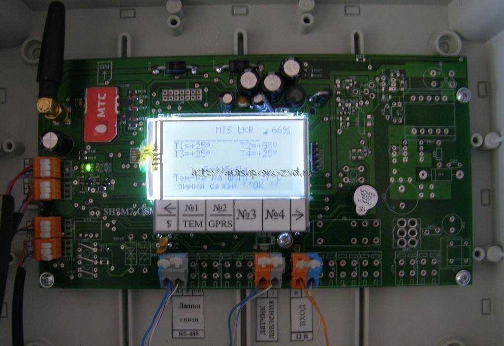 Устройства связи с объектом УСО-10, УСО-11