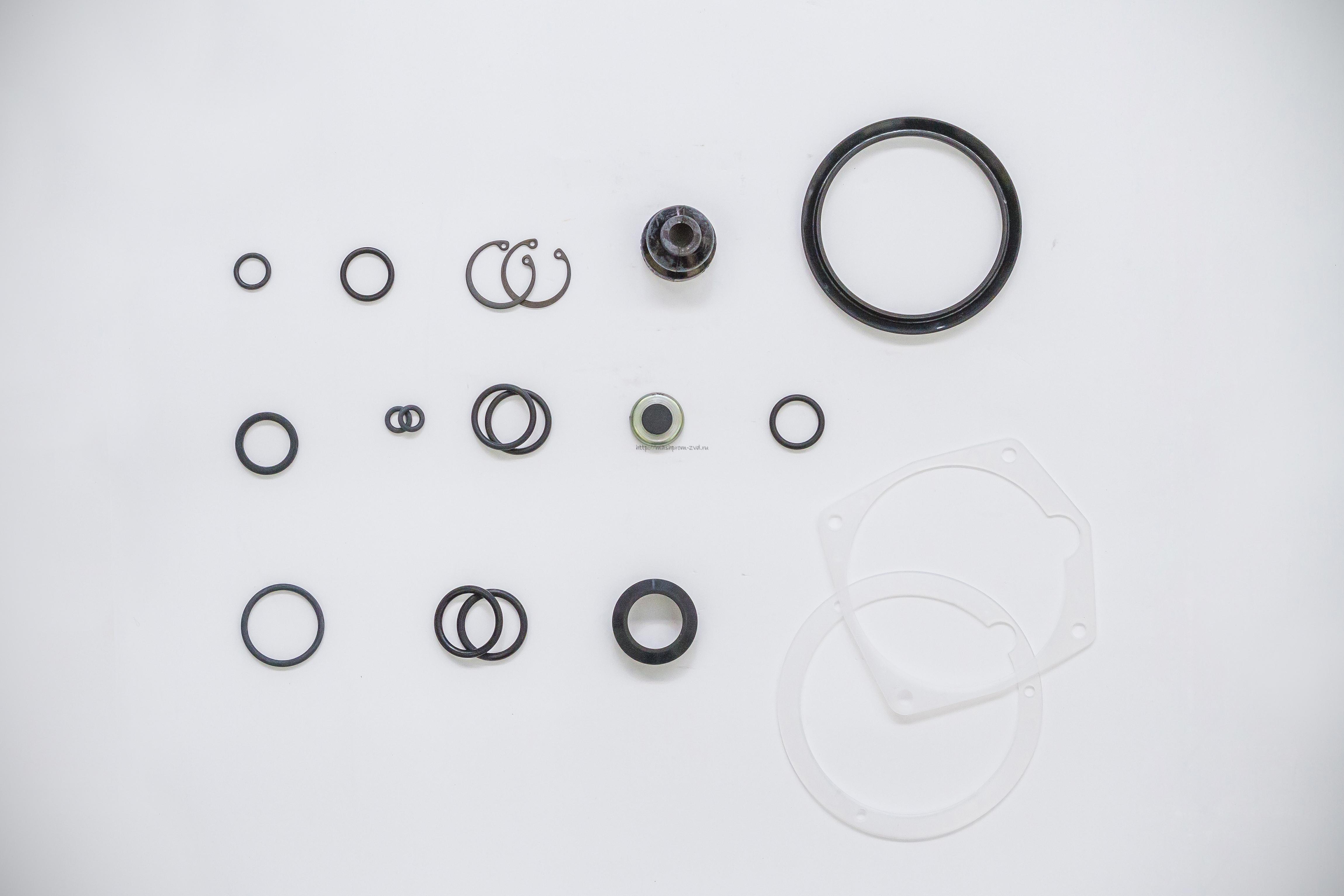 Комплект запасных частей для ремонта пневмогидравлических усилителей сцепления (КЗЧ 1СР)