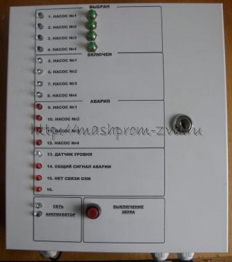 Комплект устройств связи и управления УСД-11ВНБ, УСО-11ВНБ