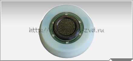 Кнопка КНП с использованием пьезоэлемента