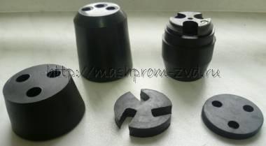 Уплотнение устьевого оборудования (сальники кабельных вводов)