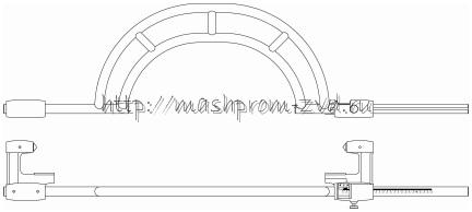Средства измерения для контроля параметров колесных пар локомотивов