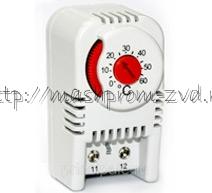 Терморегулятор (термостат) для обогревателей шкафов автоматики (ОША)