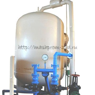 Установка водоочистная УВ-100, УВ-200, УВ-400, УВ-800