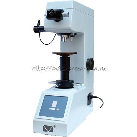Твердометр Виккерса и микро-Виккерса с автоматической нагрузкой HVA-50