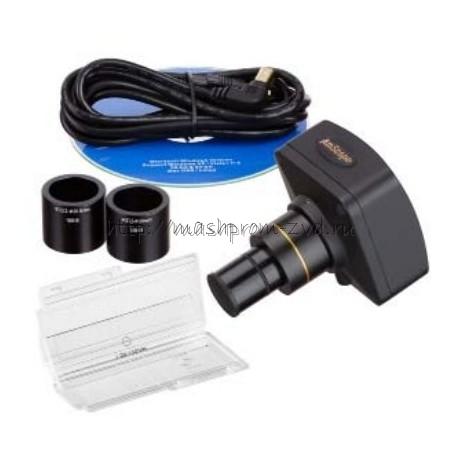 Профессиональная камера к микроскопу WF200