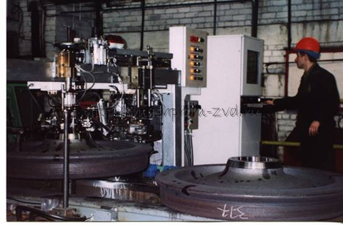 Система автоматизированного ультразвукового контроля ж/д колес