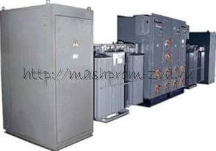 Трансформаторная подстанция внутренней установки КТПВ 400-1000кВА