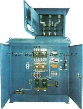 Передвижная комплектная трансформаторная подстанция типа ПКТП 6(10)/04, мощностью 25 - 630 кВА