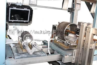 Установка магнитопорошкового контроля муфт «УМПК-4М»