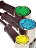 Преобразователи ультразвуковые контактные прямые раздельно-совмещенные для толщинометрии П112-10-6/2-Т-003, П112-5-10/2-Т-003, П112-2.5-12/2-Т-003