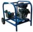 Мини мотопомпа с бензиновым двигателем для дизельного топлива ТАНКЕР-150