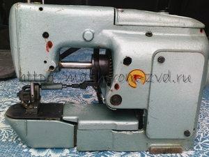 Одноигольный промышленный швейный полуавтомат 268 кл.