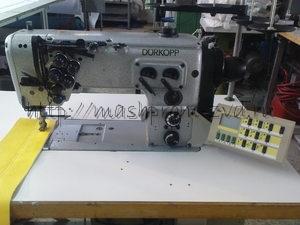 DURKOPP 294 - Двухигольная промышленная швейная машина