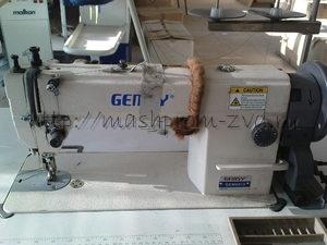 GEMSY GEM 0818 - Одноигольная промышленная швейная машина