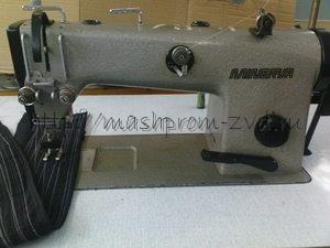 MINERVA - Двухигольная промышленная швейная машина