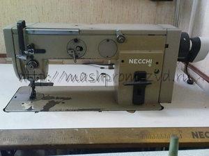 NECCHI 881 - Одноигольная промышленная швейная машина