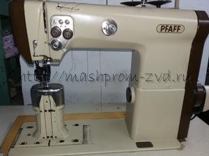 PFAFF 474 - Колонковая двухигольная промышленная швейная машина