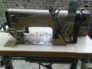 Двухигольная промышленная швейная машина PFAFF 5642