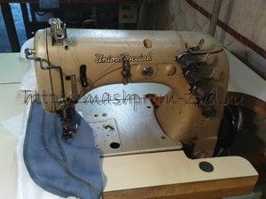 Двухигольная промышленная швейная машина UNION SPECIAL 51400 AZ
