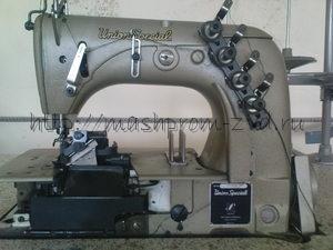 Двухигольная промышленная швейная машина UNION SPECIAL 51400 BJ