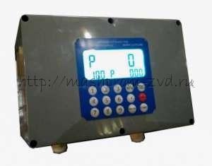 Контроллер отпуска жидкостей с заданием дозы с клавиатуры Танкер-04Д