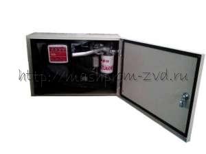 Миниколонка для перекачки и раздачи дизельного топлива Танкер 100АФ-З-220