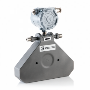 Многопараметрический кориолисовый расходомер ЭлМетро-Фломак для измерения массового расхода, плотности и температуры жидкостей