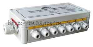 ПСТ16-DN - Преобразователь сигналов термопар на 16 входов для сети DeviceNet