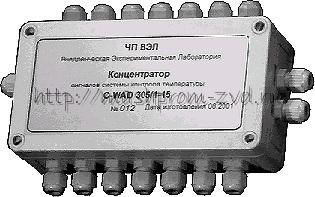 С–WAD305/2-15 - Многоканальный измеритель температуры