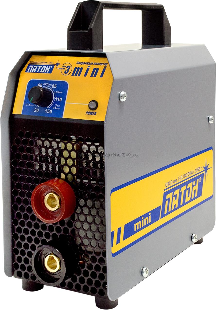 Выпрямитель инверторный ПАТОН™ ВДИ-150 MINI