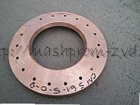 Подпятник сферический КСД-600 ч. СМ 561-5-0-8