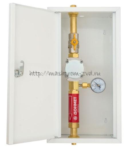 Пост газоразборный горючего газа ПГА-15-3 ДМ