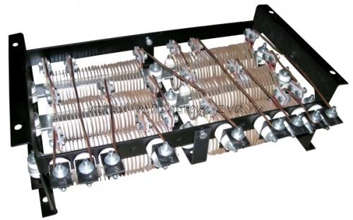 Блоки резисторов типа Б6, БК12, БФК
