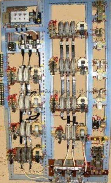 Панели для механизмов передвижения К-63, К-160, К-250, ДК-63, ДК-160