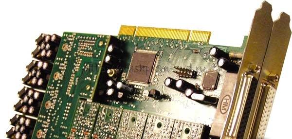 PCI-архиватор речи МПМ-12/X-П
