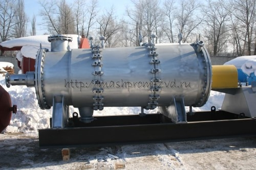 Ротационно-пленочный аппарат РПА 1080/950