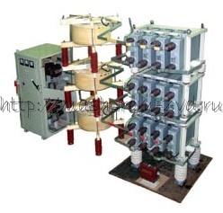 Фильтры силовые высших гармоник и фильтрокомпенсирующие устройства ФКУ