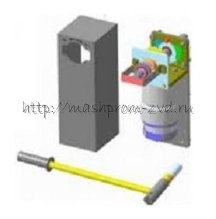 Электродвигательный привод эпр-300