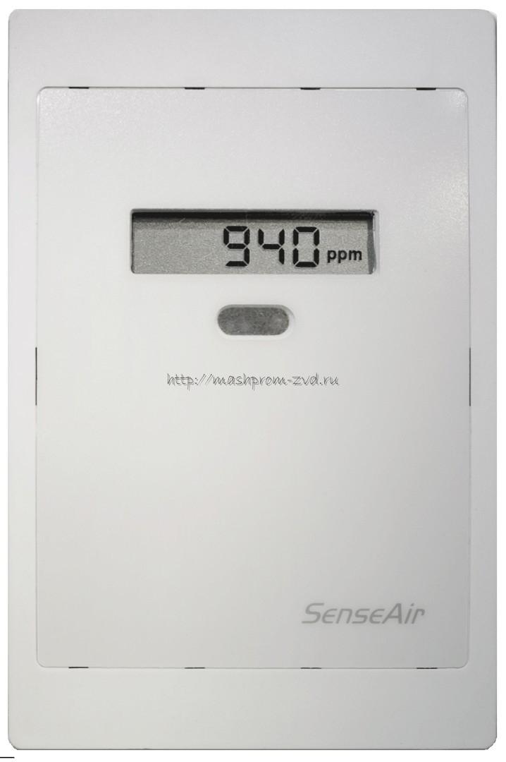 Преобразователь концентрации CO2 с аналоговым выходом и дисплеем — eSENSE II Disp