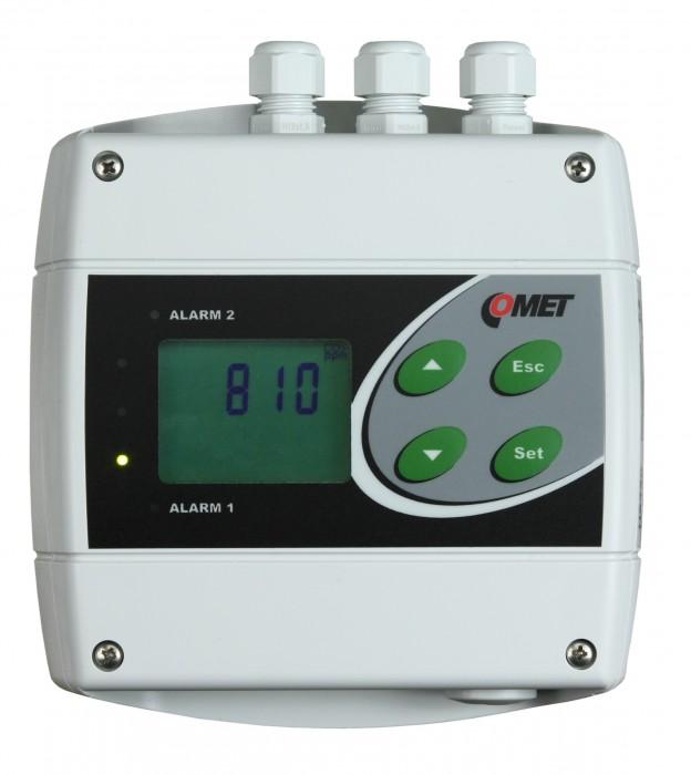 Преобразователь концентрации CO2 с двумя релейными выходами — Датчик H5024