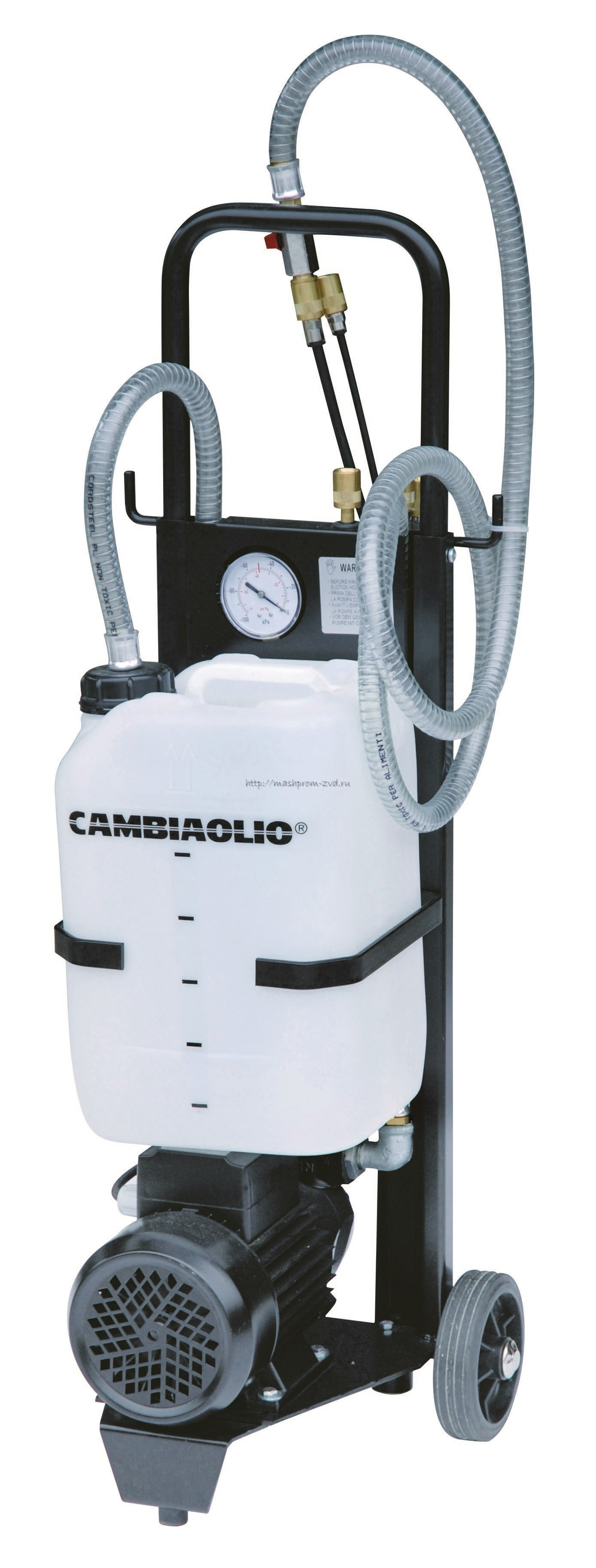 Cambiaolio арт. F0050000B - Система замены масла