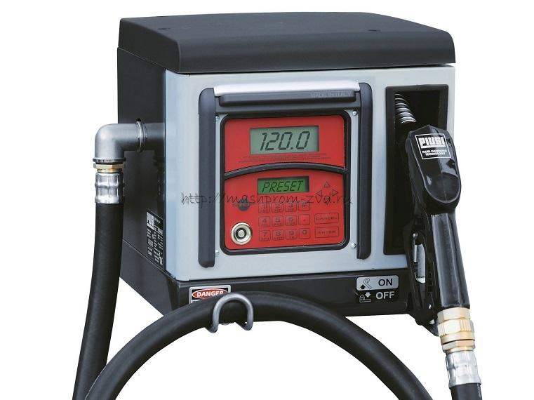 CUBE 70 MC LITE арт. F0059550A - Программируемая топливораздаточная колонка, 70 л/мин