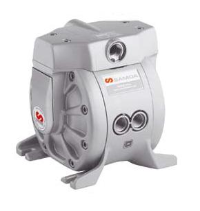 Диафрагменный пневмонасос DF50 (вода/антифриз, вода/ жидкость для омывателя ветрового стекла)