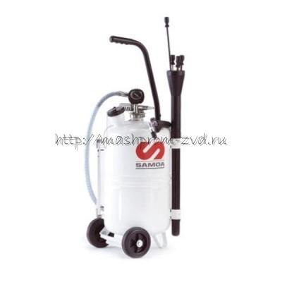 Мобильная установка SAMOA арт. 373600 для откачки отработанного масла, 70 л