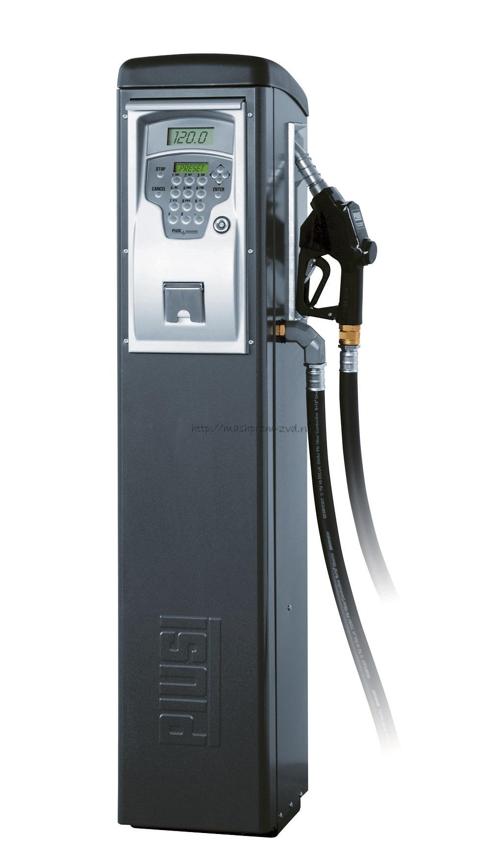 Self Service 70 FM tank арт. F00739B0C - Программируемая раздаточная колонка для ДТ с принтером чеков, 70 л/мин